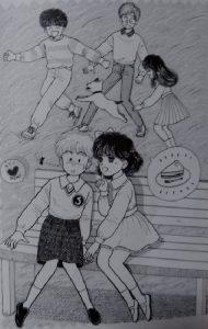 魔法のこうかん日記5